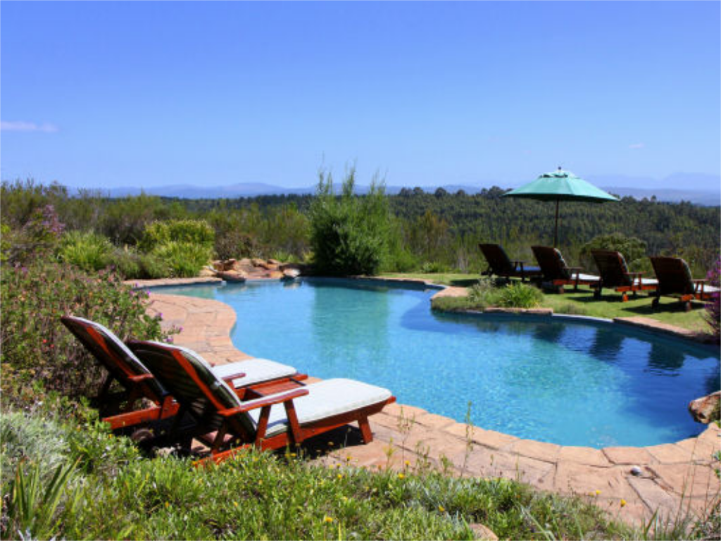 Piscina Fynbos Ridge Country House and Cottages