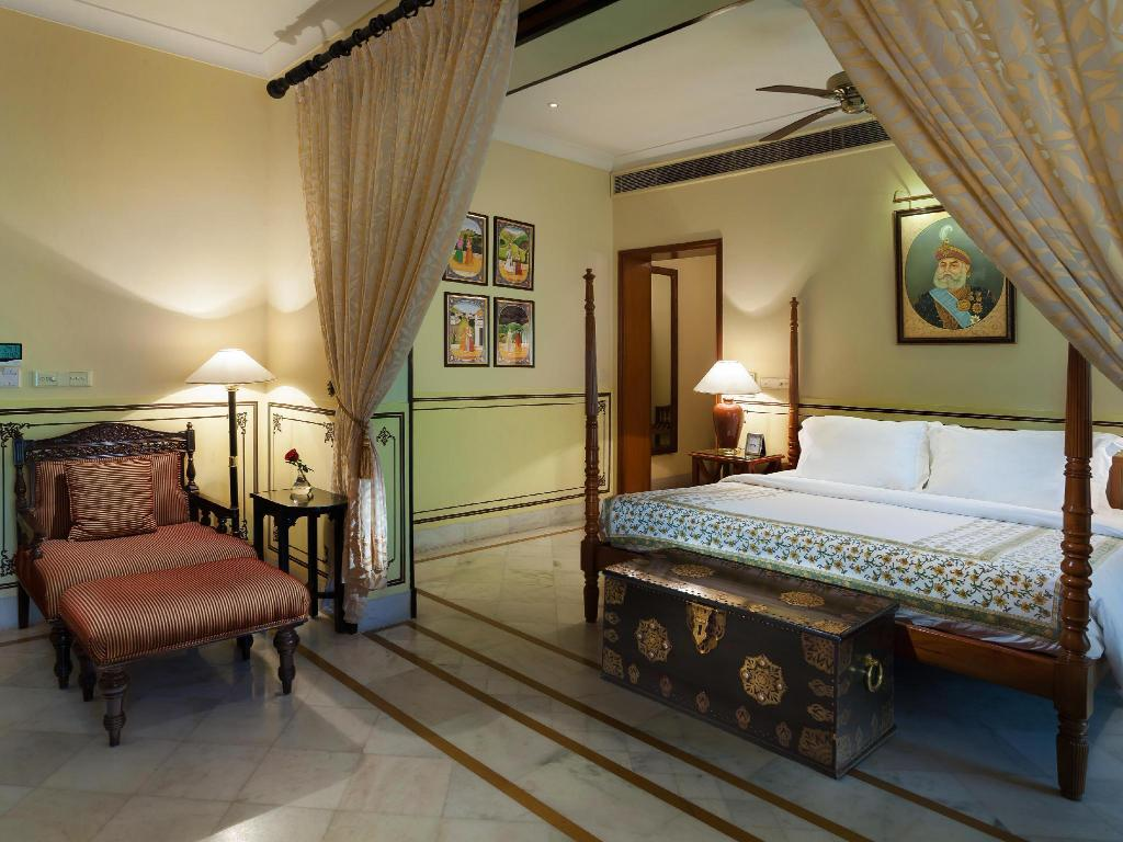 Deluxe Double - Guestroom Jai Mahal Palace Hotel