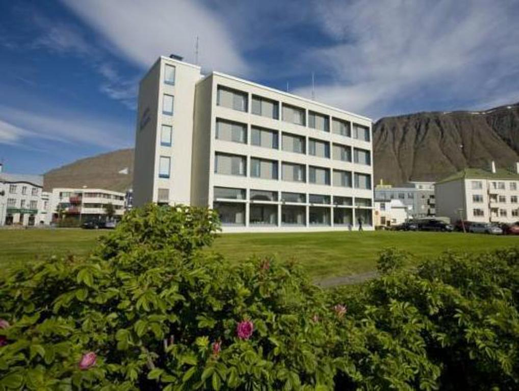 More about Hotel Isafjördur