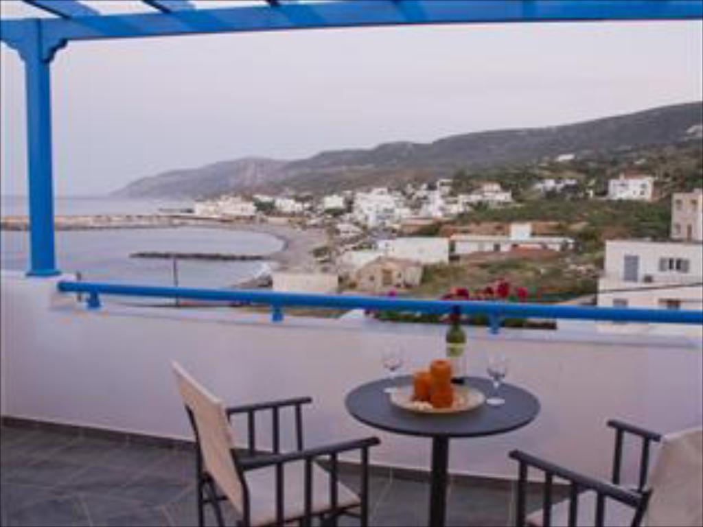 altan/terrasse Romantica Hotel (Romantica Hotel and Apartments)