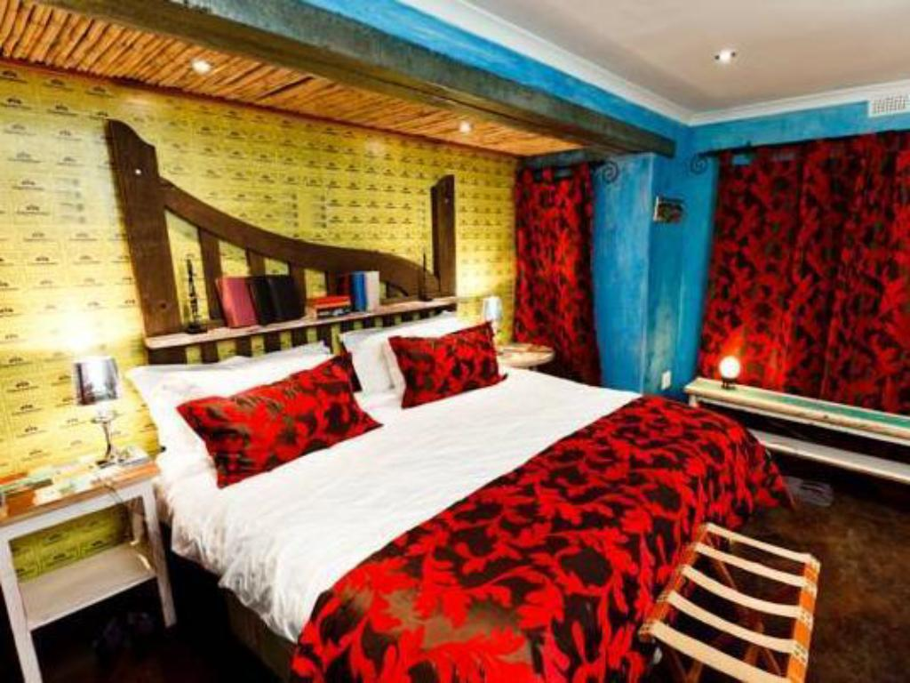 Standard Double Bed - Bed Sweet Olive Guesthouse