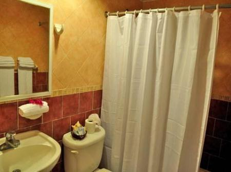 Bathroom Hotel & Casino Flamboyan