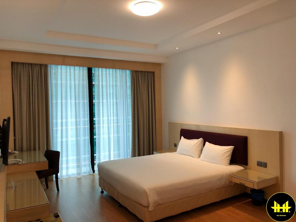 3 Bedroom - Bedroom Apartments @ Imperial Hotel Kuching