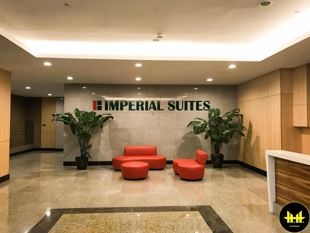 Lobby Apartments @ Imperial Hotel Kuching