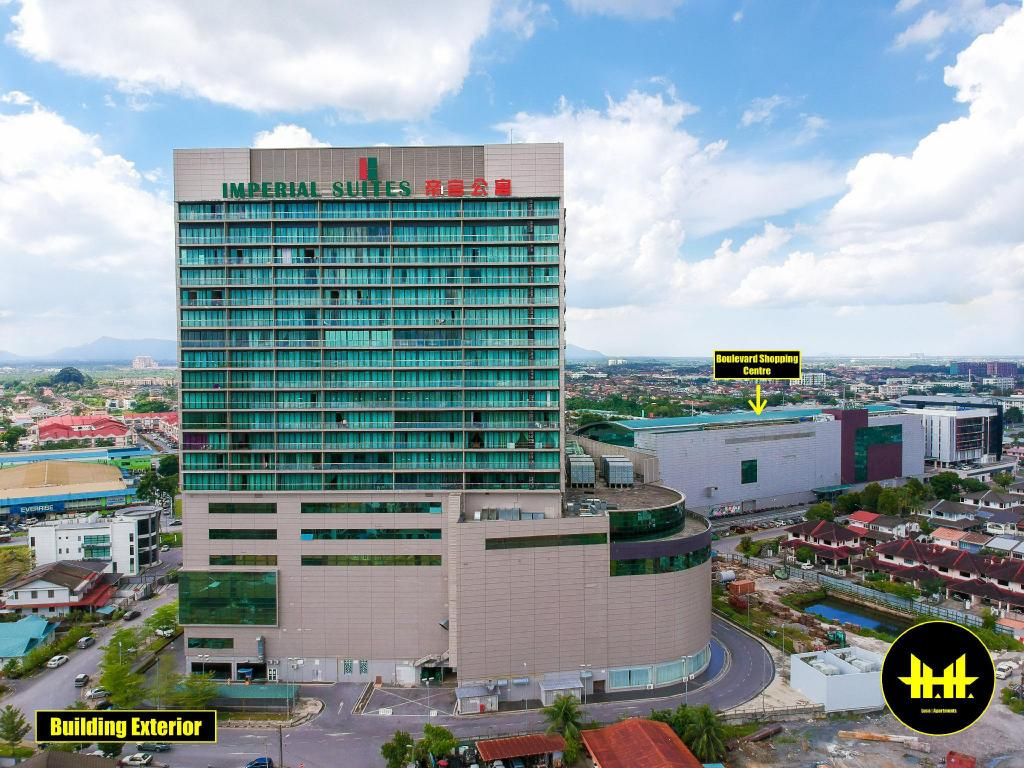 Hotel building Apartments @ Imperial Hotel Kuching