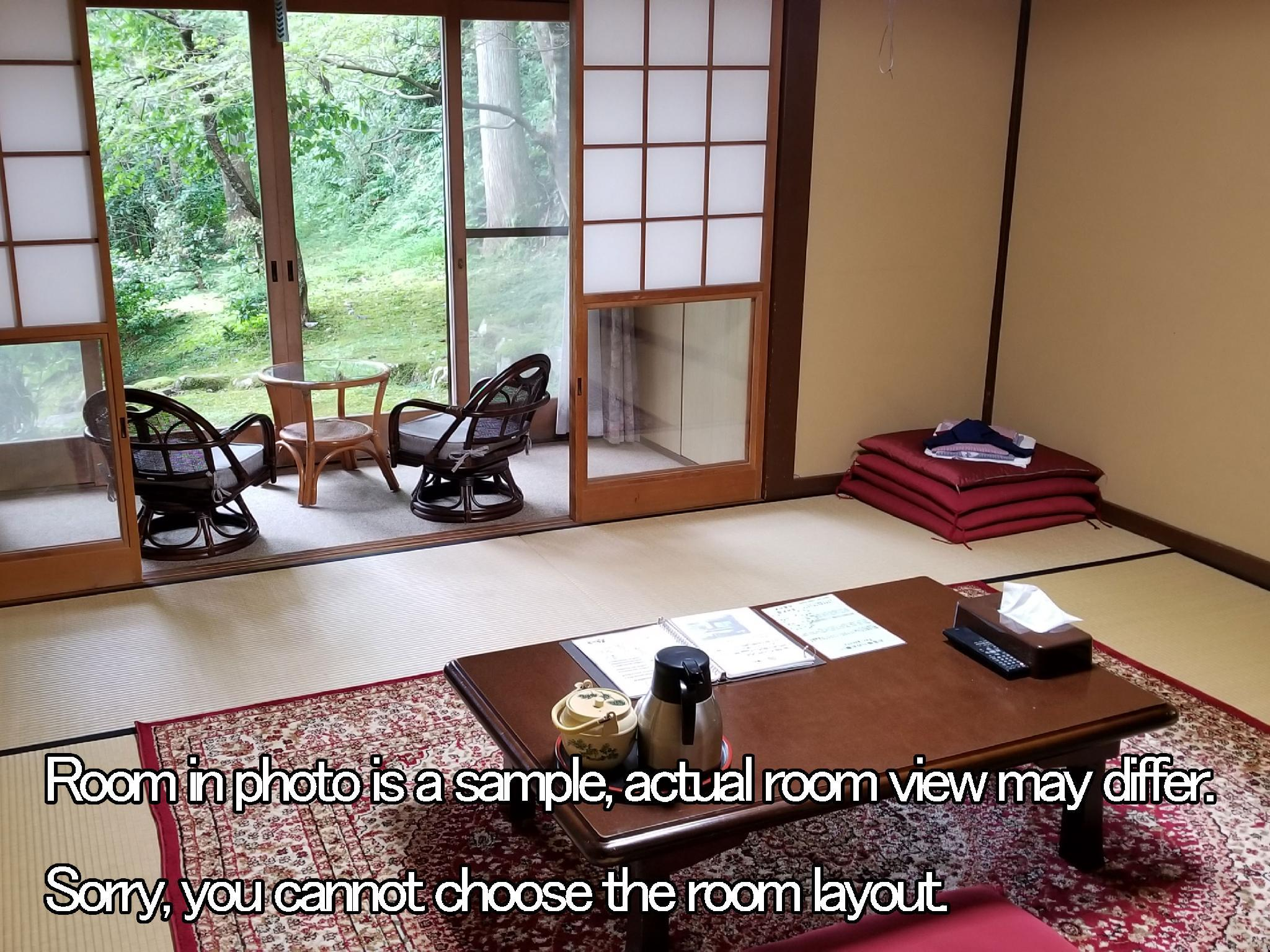 和室(部屋のみ) (Japanese Style (Room Only))