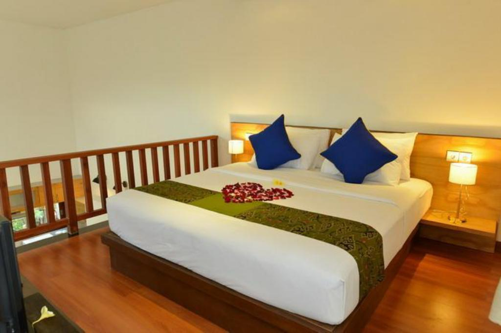 Kakiang Suite - Bed