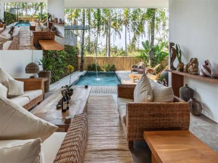 1 Bedroom Pool Villa With Breakfast De Ubud Villas & Spa