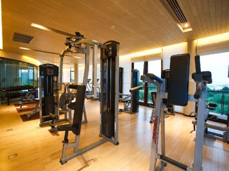 Fitness center Lux Vacation
