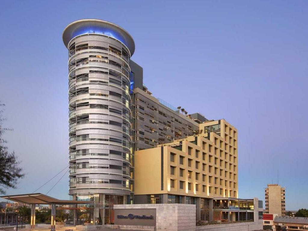 Exterior view Hilton Windhoek Hotel