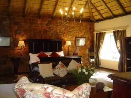 Interior view Forest Creek Lodge and Spa