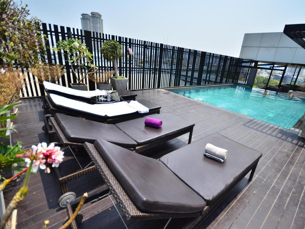 Swimming pool [outdoor] H-Residence