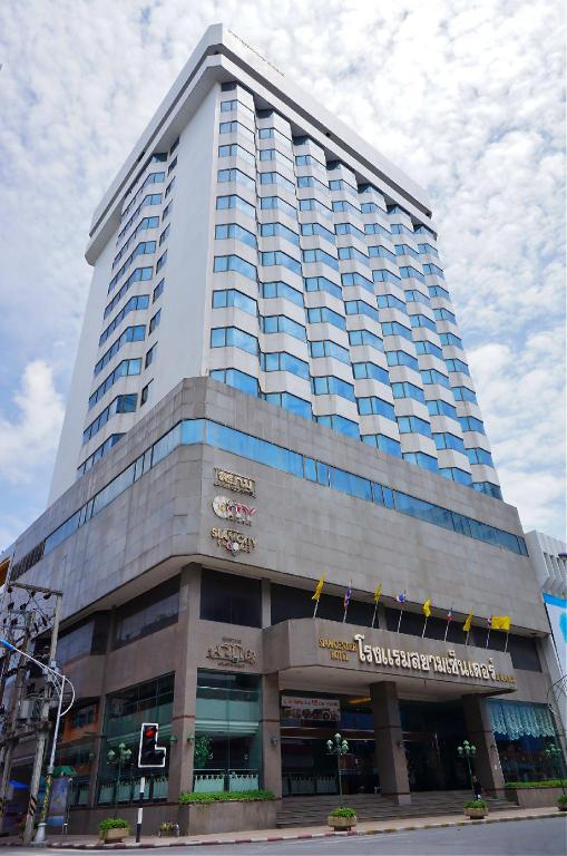 Siam Center Hotel in Hat Yai - Room Deals, Photos & Reviews