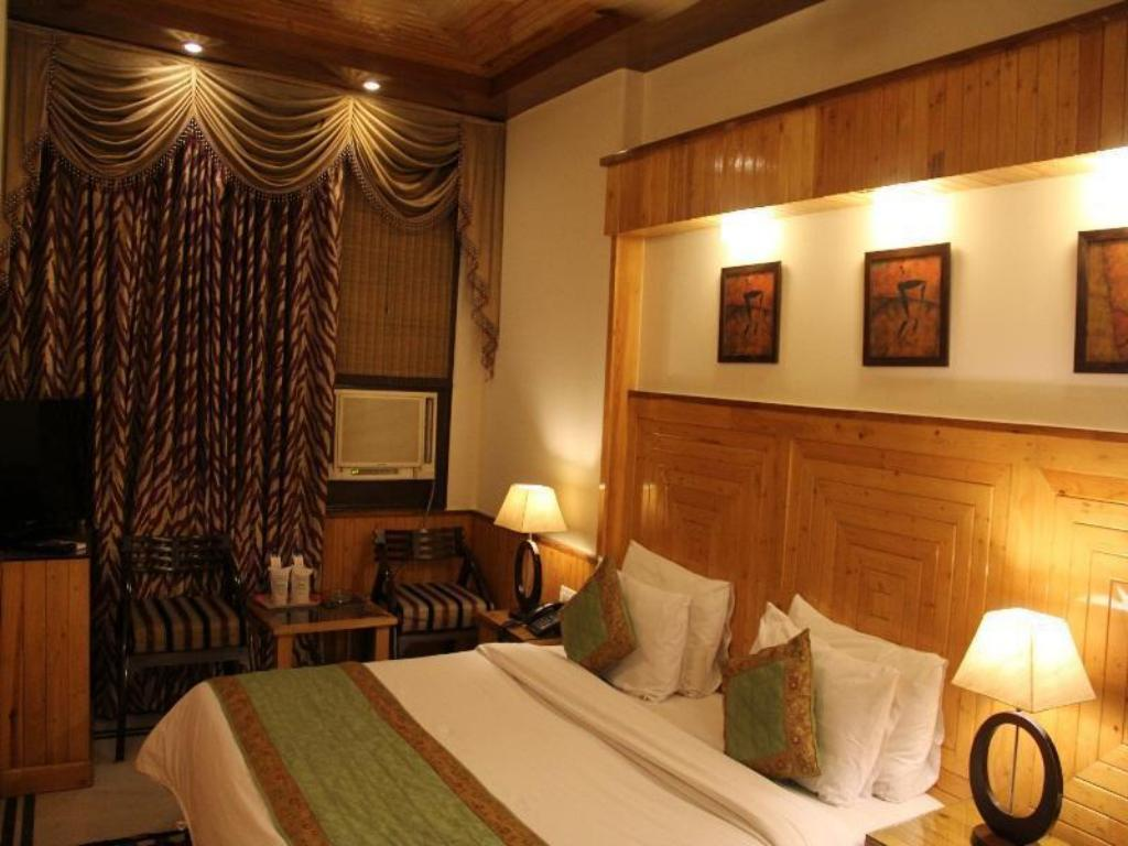 Quarto Deluxe Wood Castle Hotel