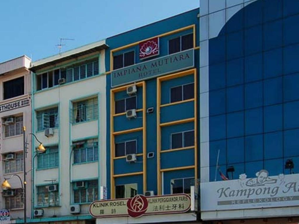 Best Price On Impiana Mutiara Hotel Kampung Air In Kota Kinabalu