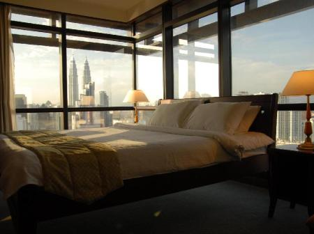 2 Bedroom Suite Kl Apartment Times Square
