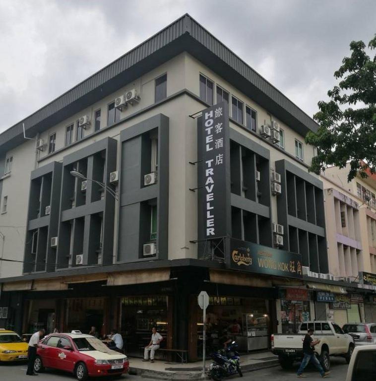 Hotel Traveller in Kota Kinabalu - Room Deals, Photos