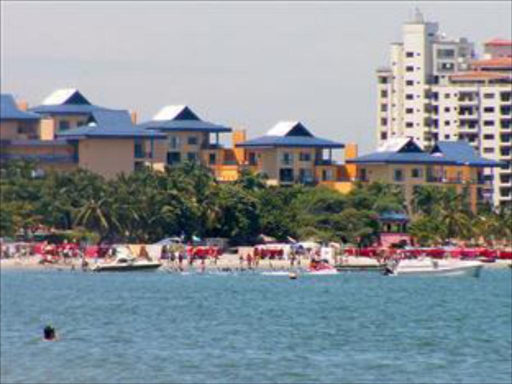 Zuana Beach Resort Hotel Santa Marta