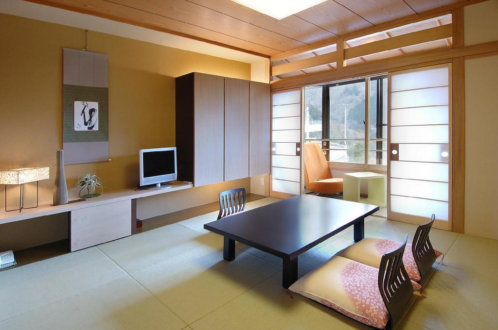 Japanese Style Room with Shared Bathroom  - Non-Smoking - Room plan