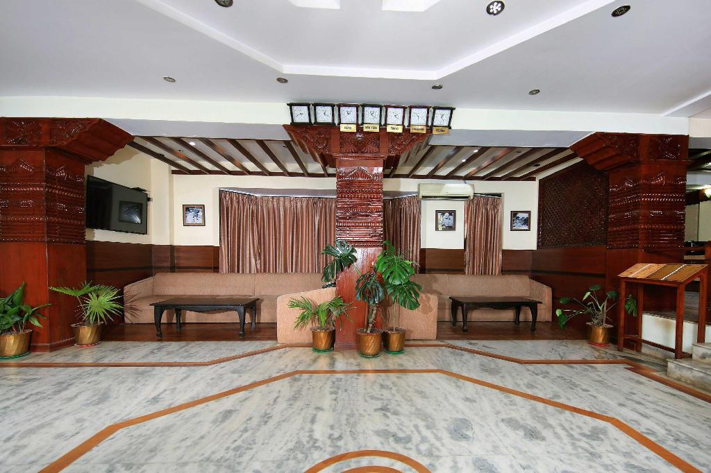 Lobby Samsara Resort