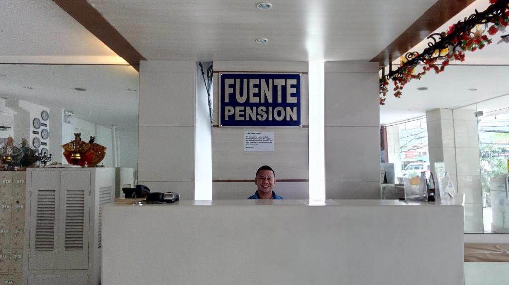 Fuente Pension House