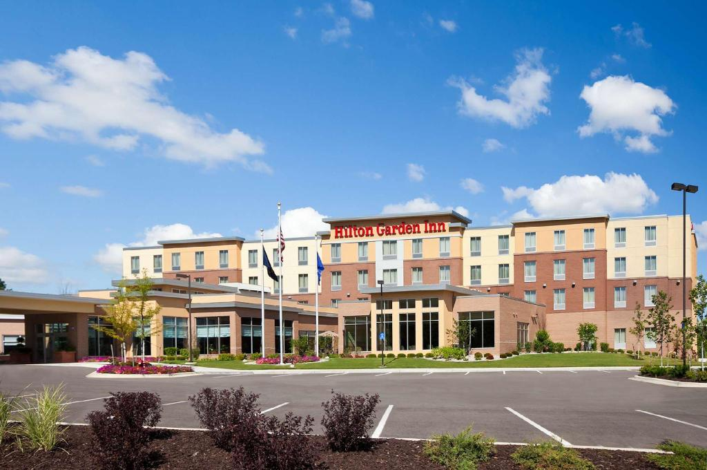 More about Hilton Garden Inn Ann Arbor