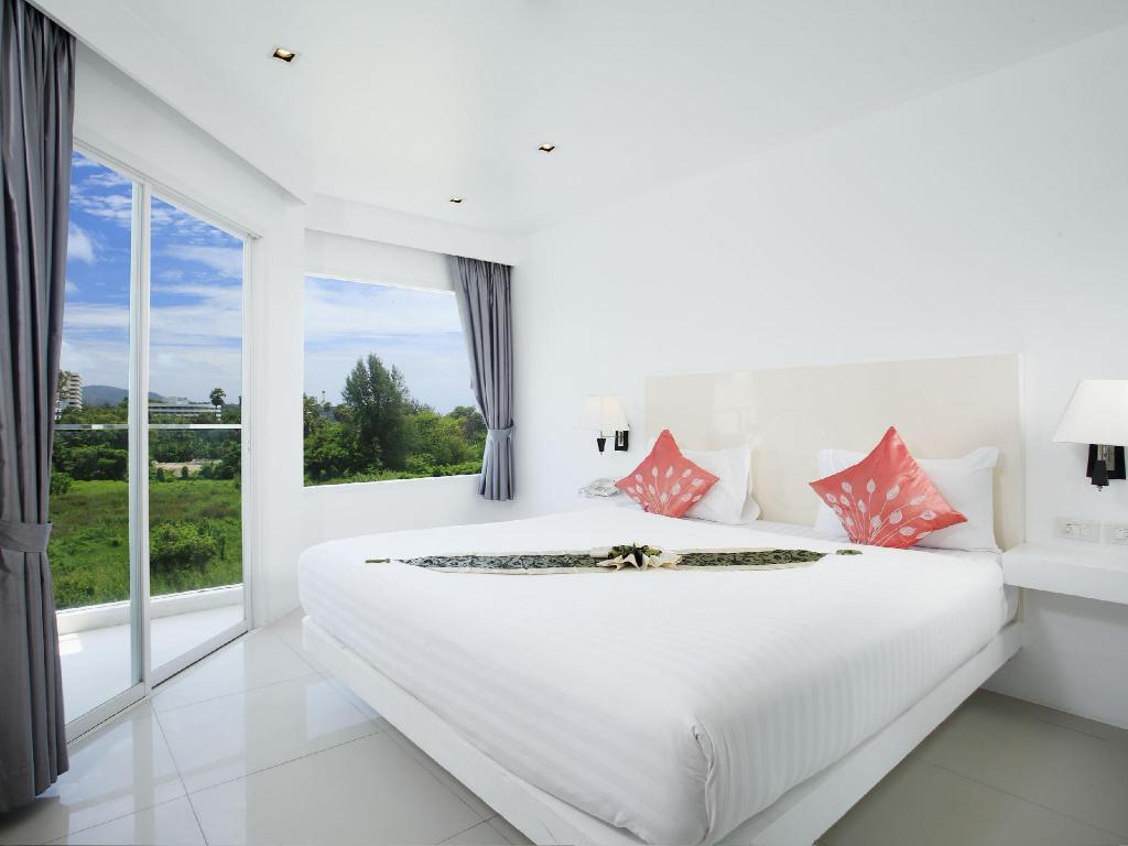 Deluxe Double  Room - Bed Grand Sunset Hotel