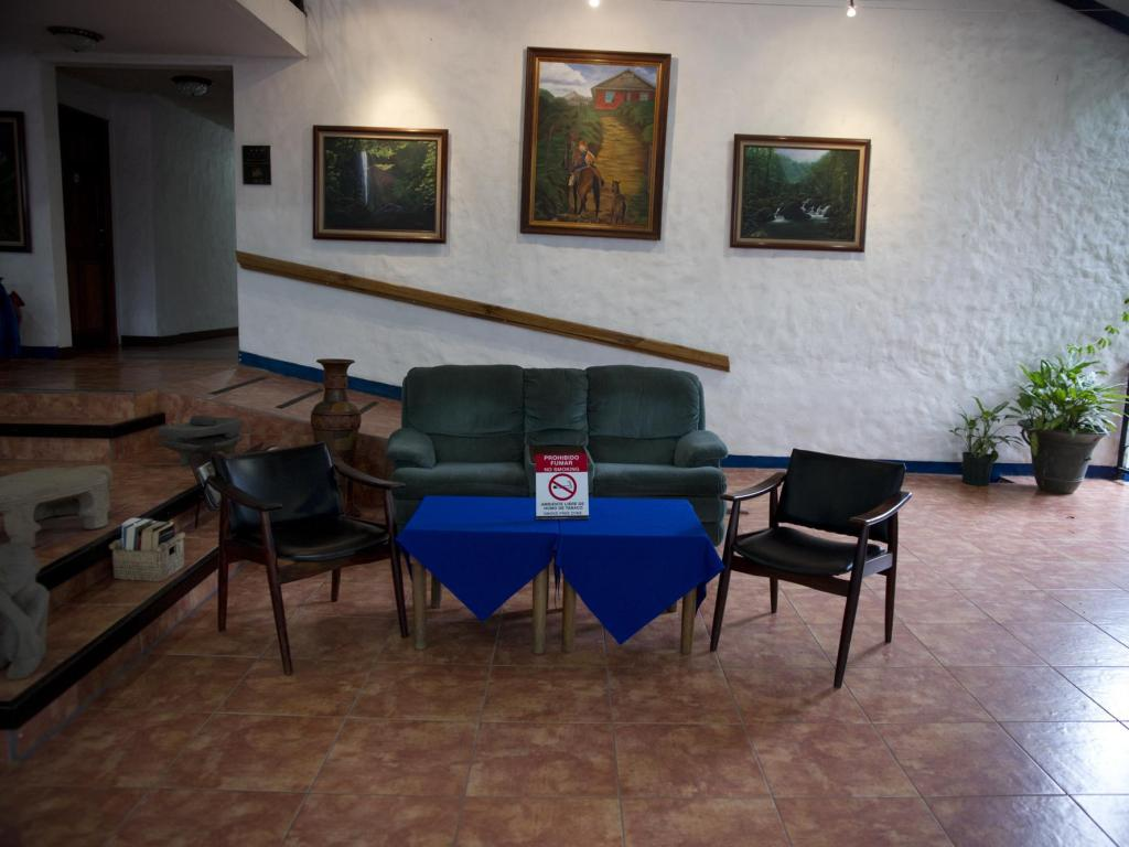 Interieur Airport Hotel Costa Rica