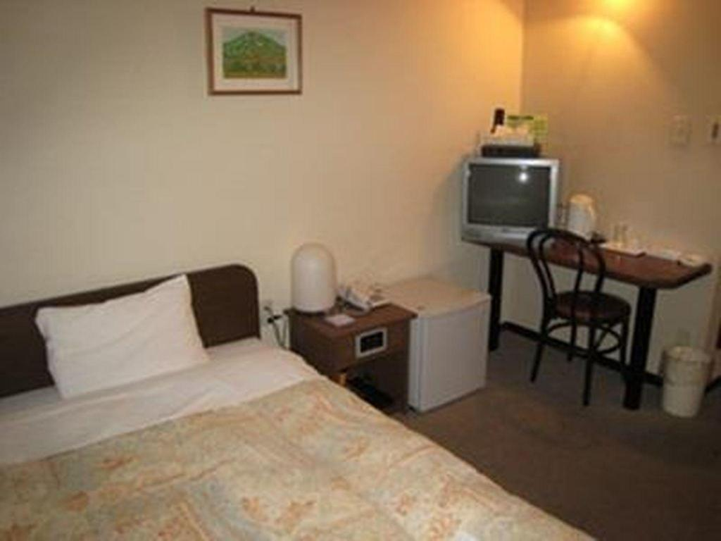 Single - Room Abashiri Green Hotel