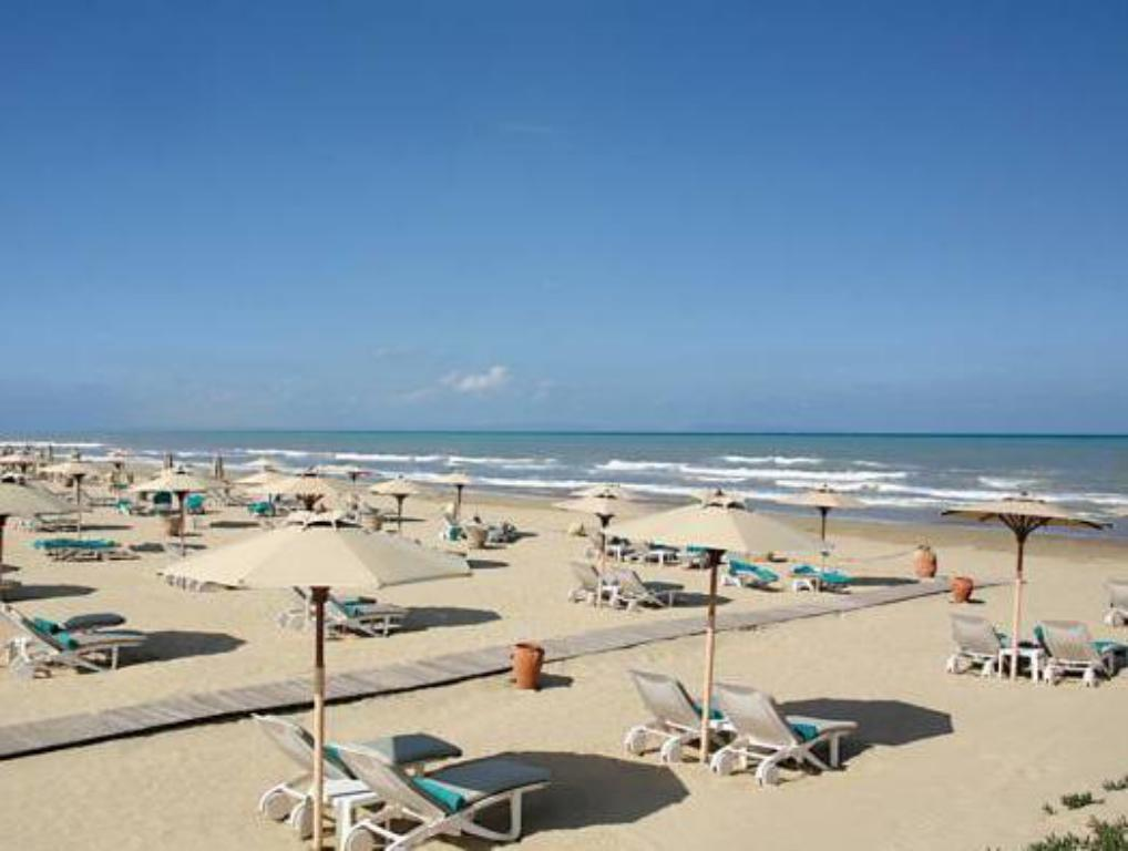 Beach The Residence Tunis