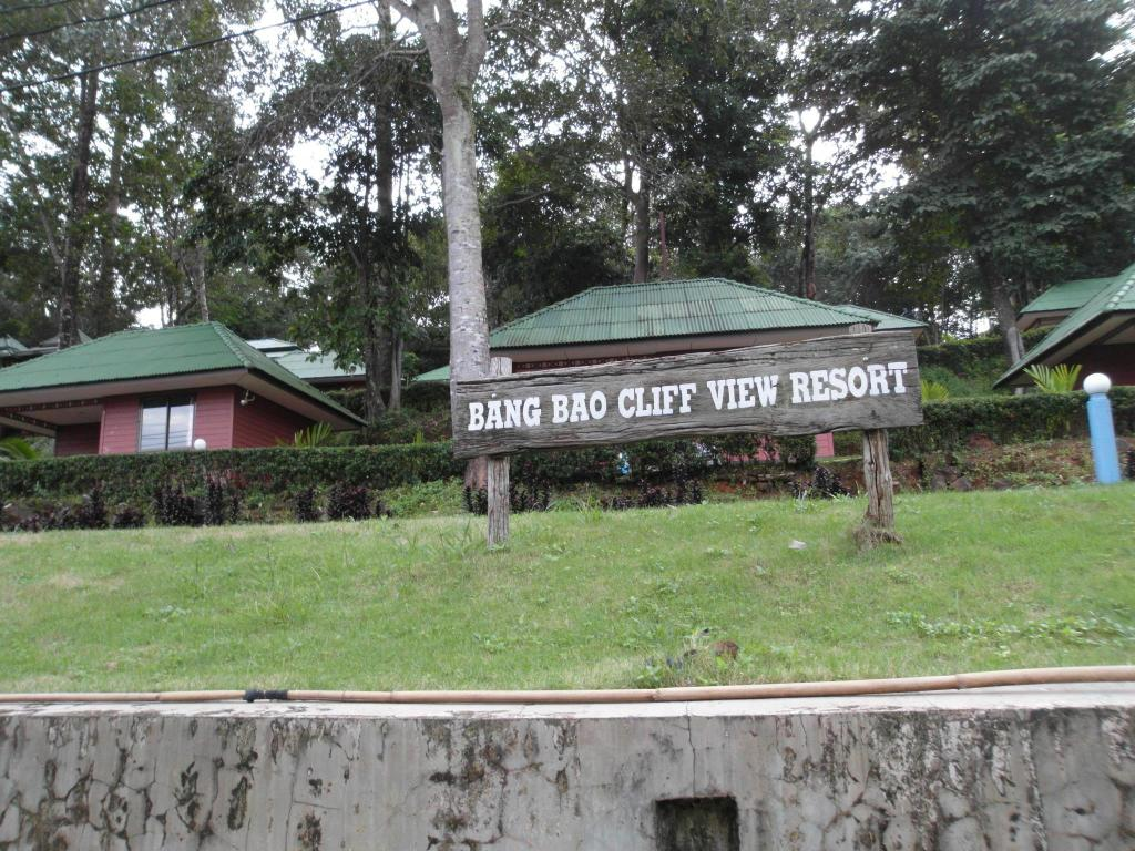Bang Bao Cliff View Resort
