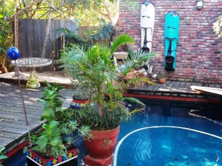 Piscina Bamboo, the Guesthouse