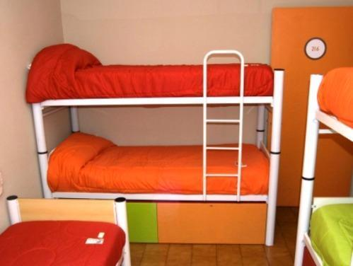 1 llit en un dormitori de 4 (Mixt) (1 Person in 4-Bed Dormitory - Mixed)