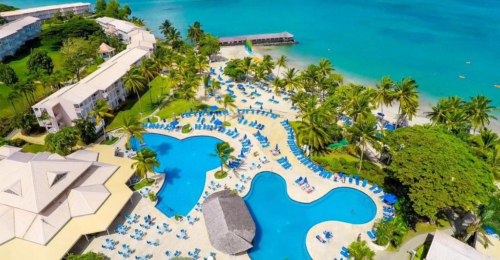 ST. JAMES CLUB MORGAN BAY - ALL INCLUSIVE RESORT