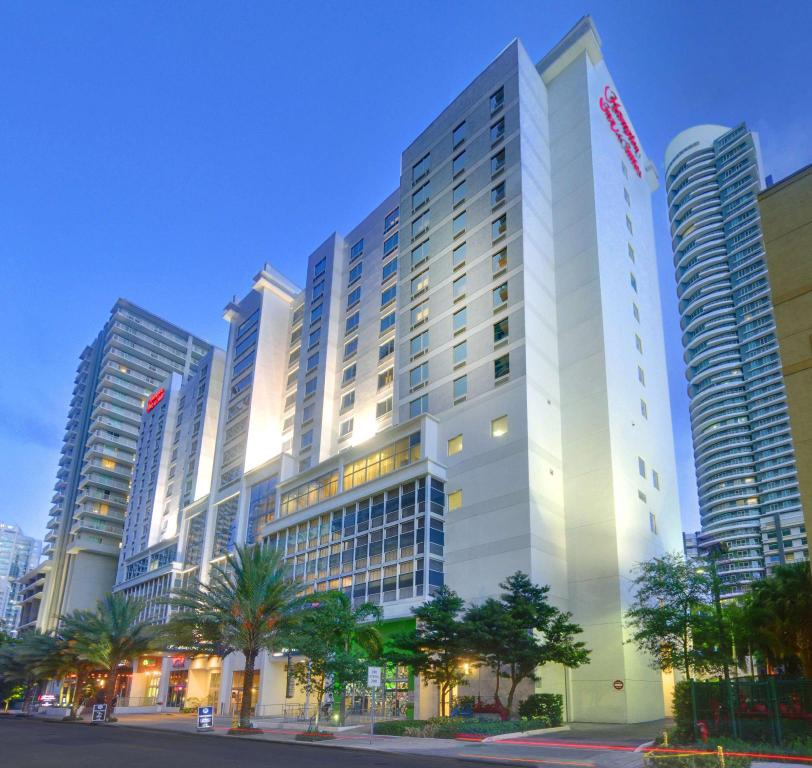 More about Hampton Inn And Suites Miami-Brickell Village