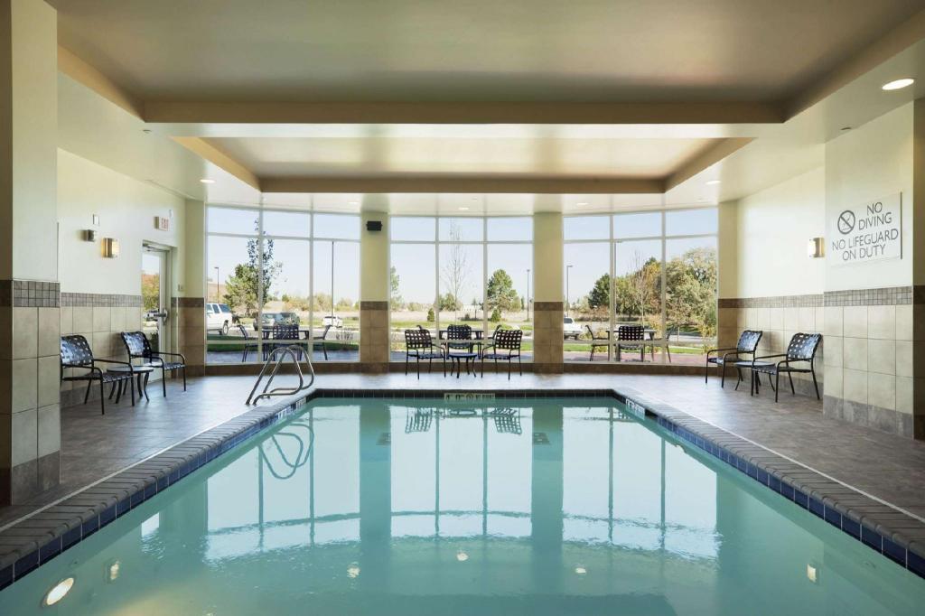 Hilton Garden Inn Salt Lake City Airport In Salt Lake City Ut Room Deals Photos Reviews
