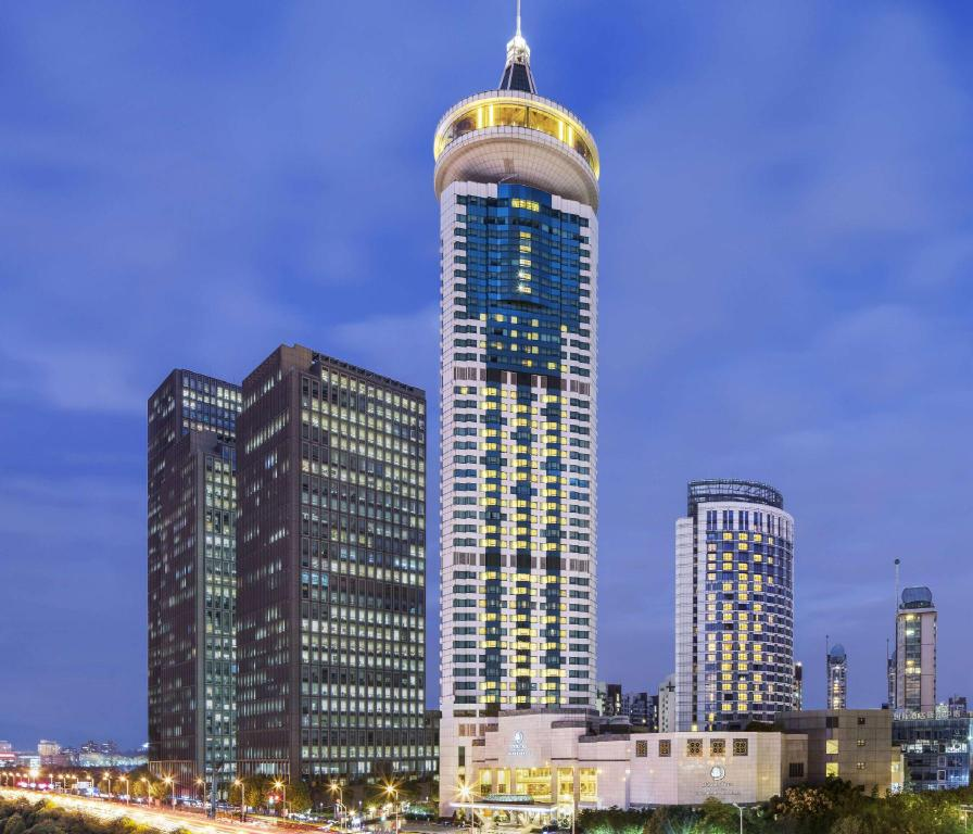 A Doubletree By Hilton Hotel In: DoubleTree By Hilton Hotel Shanghai