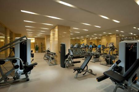 Fitness center Hilton Xi'an