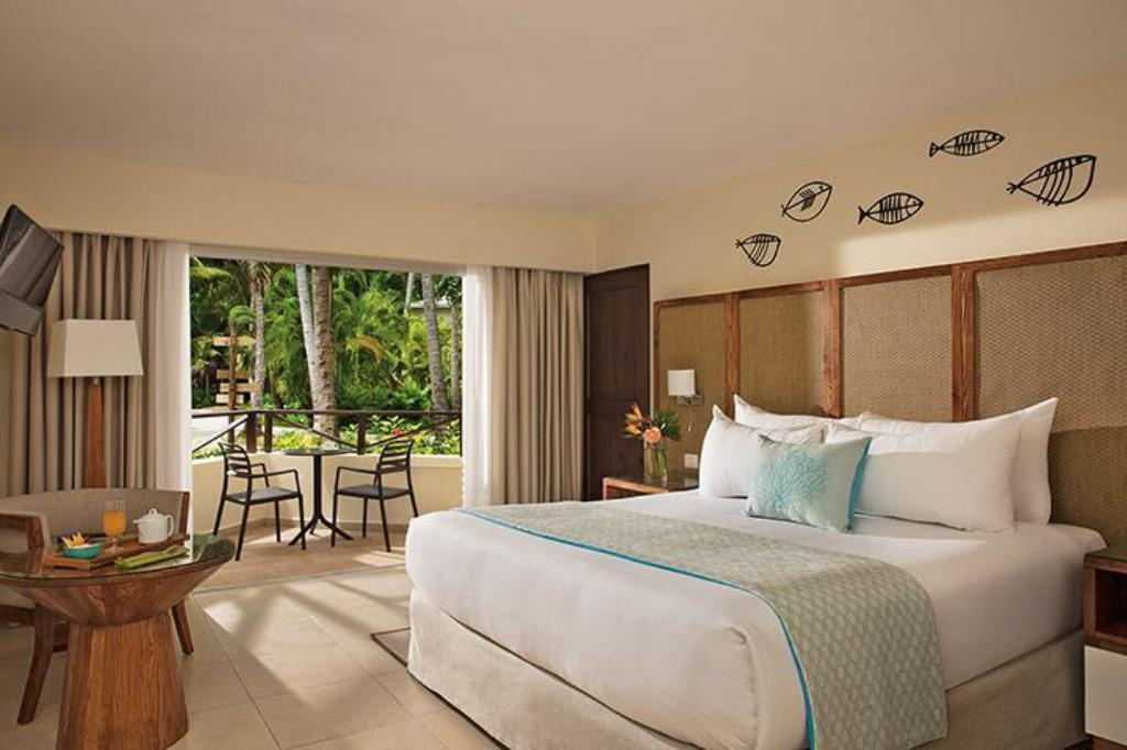 Deluxe King Tropical View - Номер Sunscape Bavaro Beach Punta Cana All-Inclusive