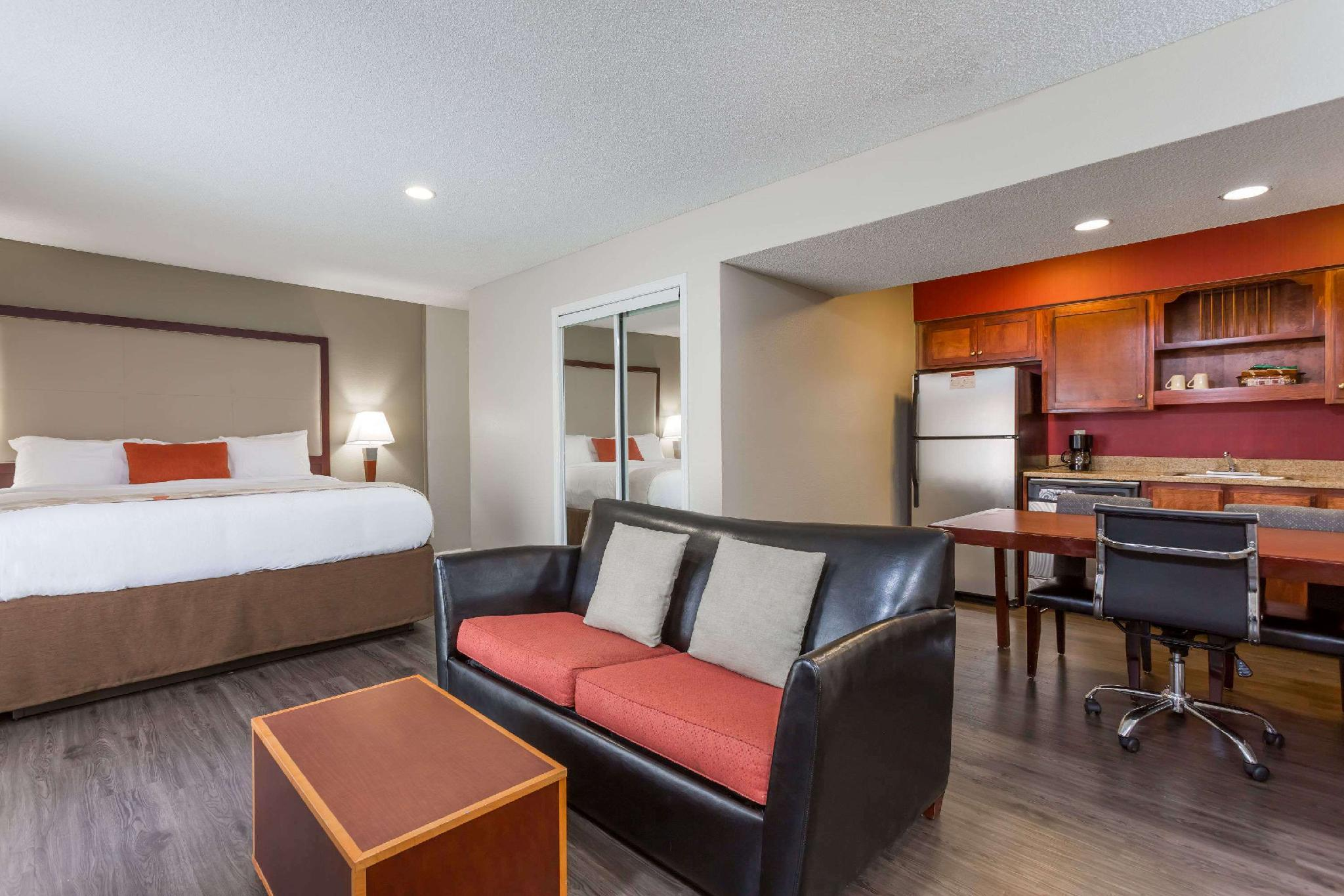 Hawthorn suites by wyndham north charleston sc in - 2 bedroom hotels in charleston sc ...