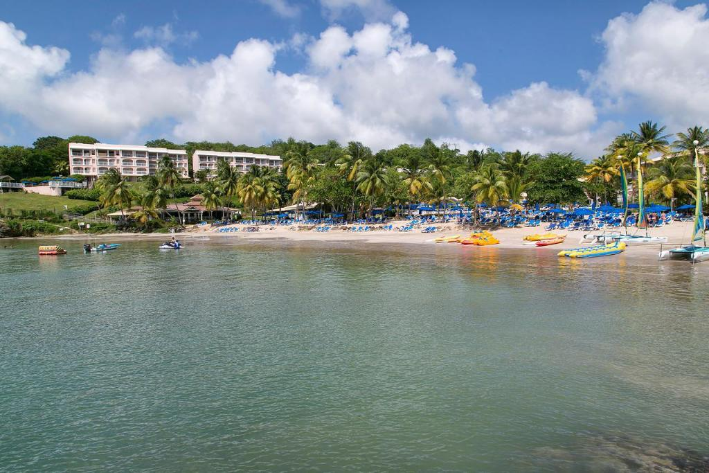Empfangshalle ST. JAMES CLUB MORGAN BAY - ALL INCLUSIVE RESORT