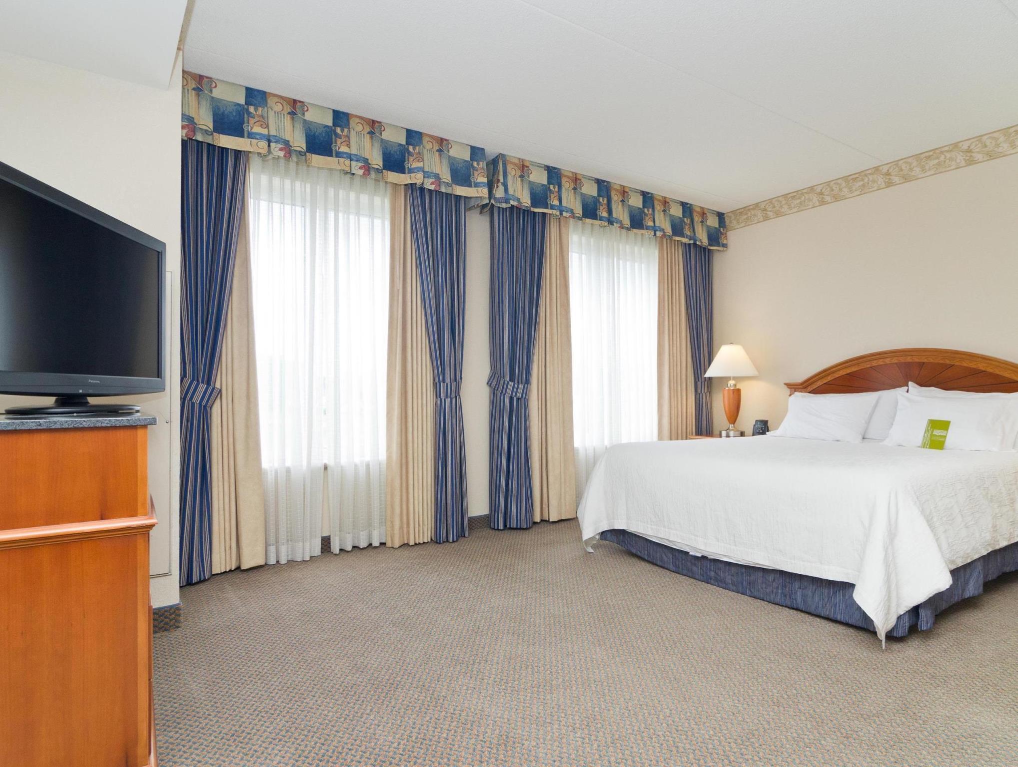 1 King Bed   Guestroom Hilton Garden Inn Wooster