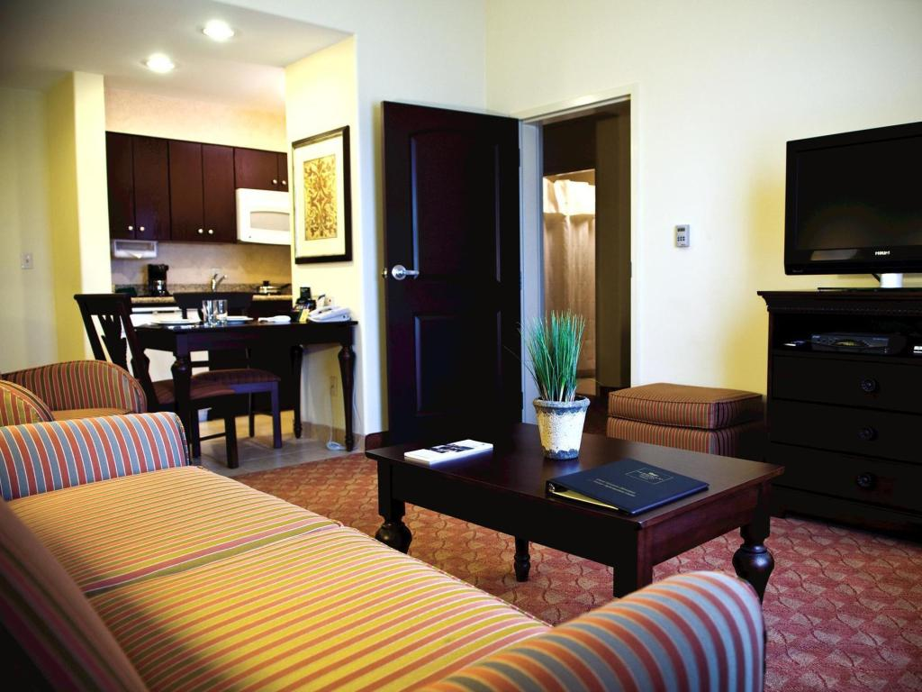Interijer hotela Homewood Suites by Hilton McAllen