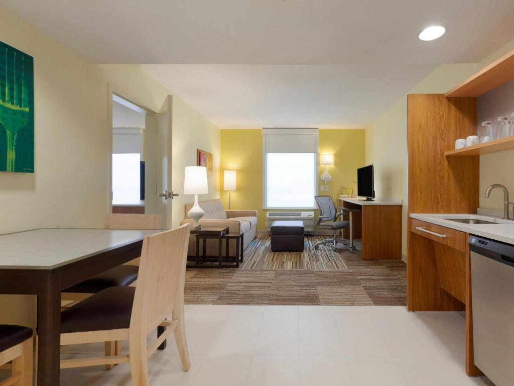 Home2 Suites by Hilton Champaign Urbana