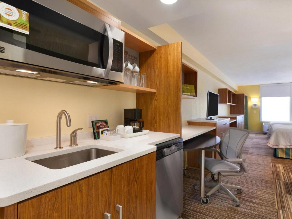 Home2 Suites by Hilton Champaign Urbana in Champaign (IL) - Room ...