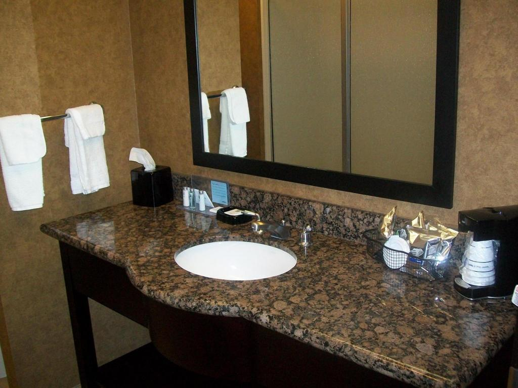 Kupaonica Hampton Inn and Suites Pine Bluff