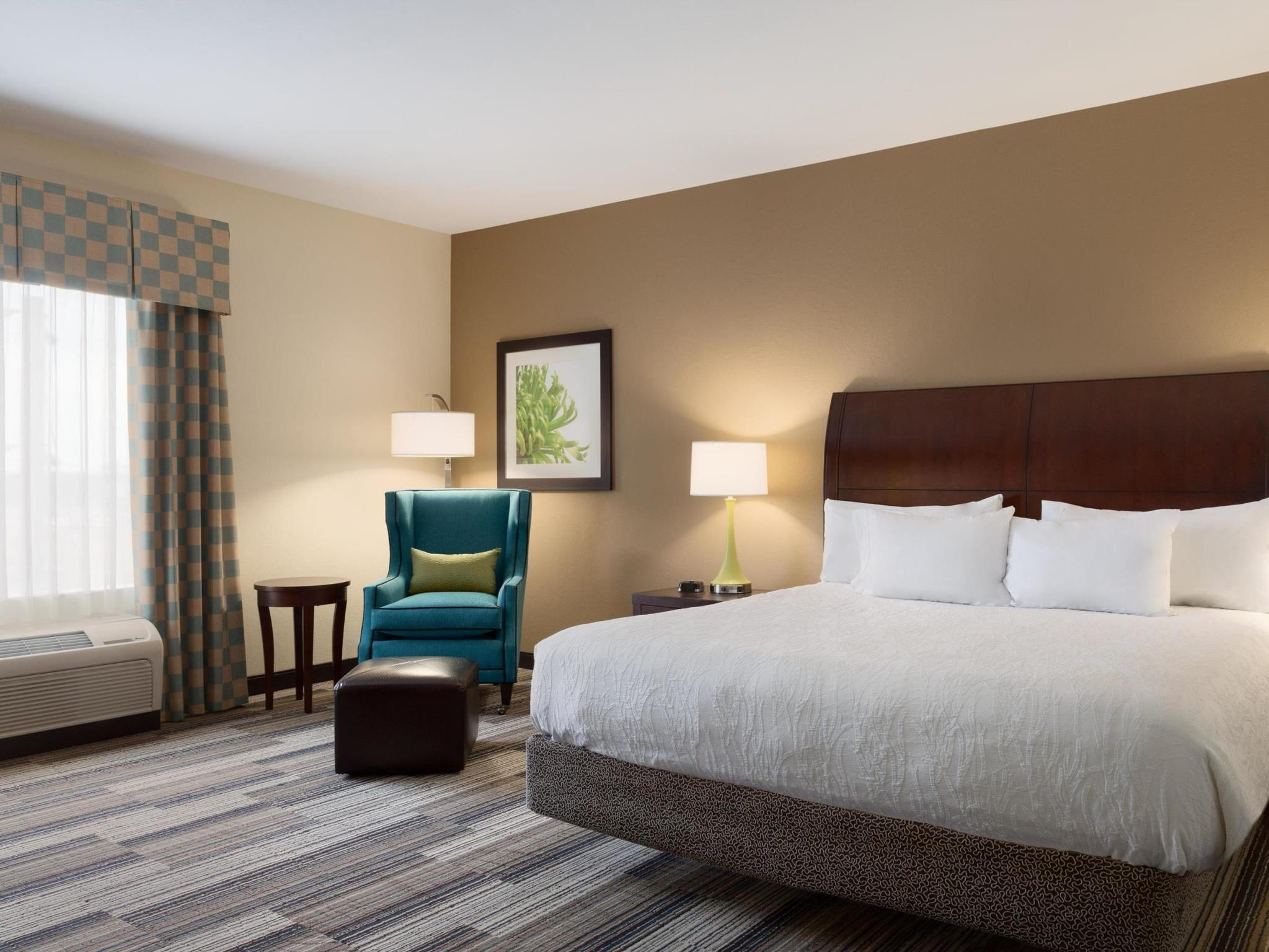 1 King Bed With Whirlpool   Guestroom Hilton Garden Inn Abilene Great Pictures