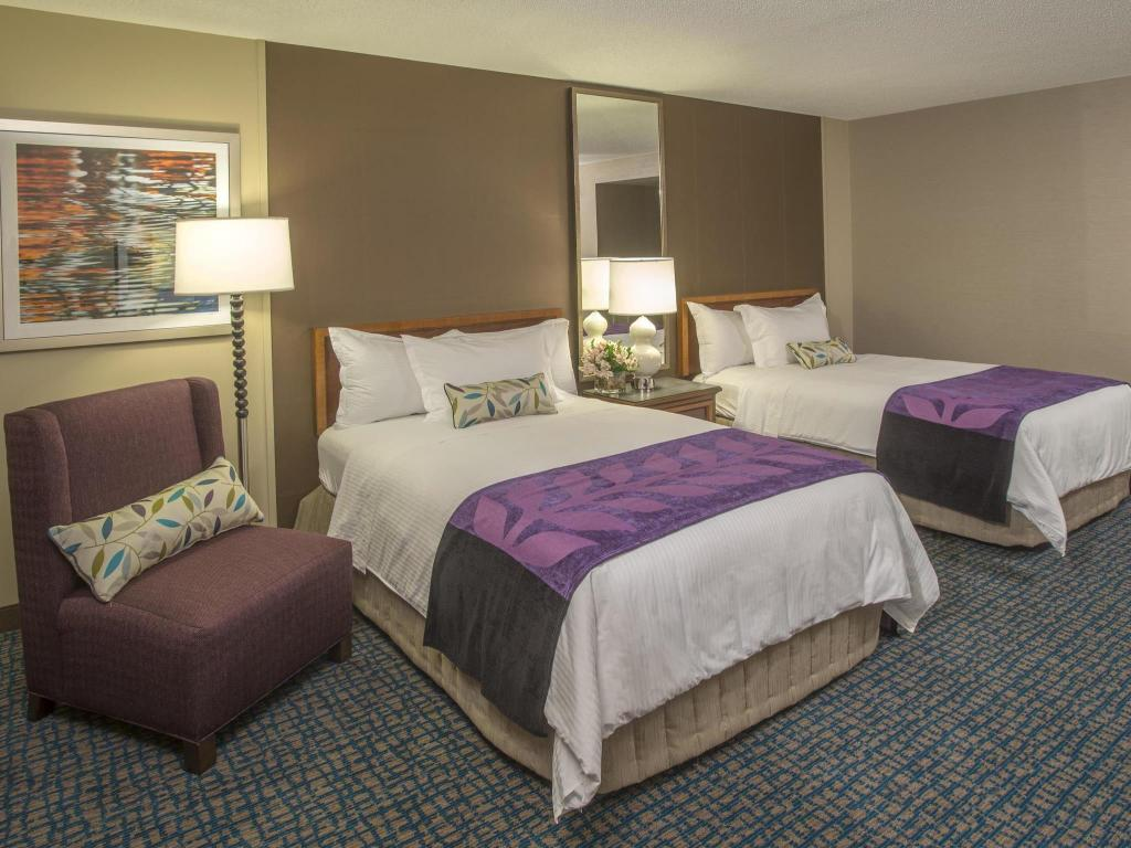 2 двойни легла - Легло Peachtree City Atlanta Hotel and Conference Center
