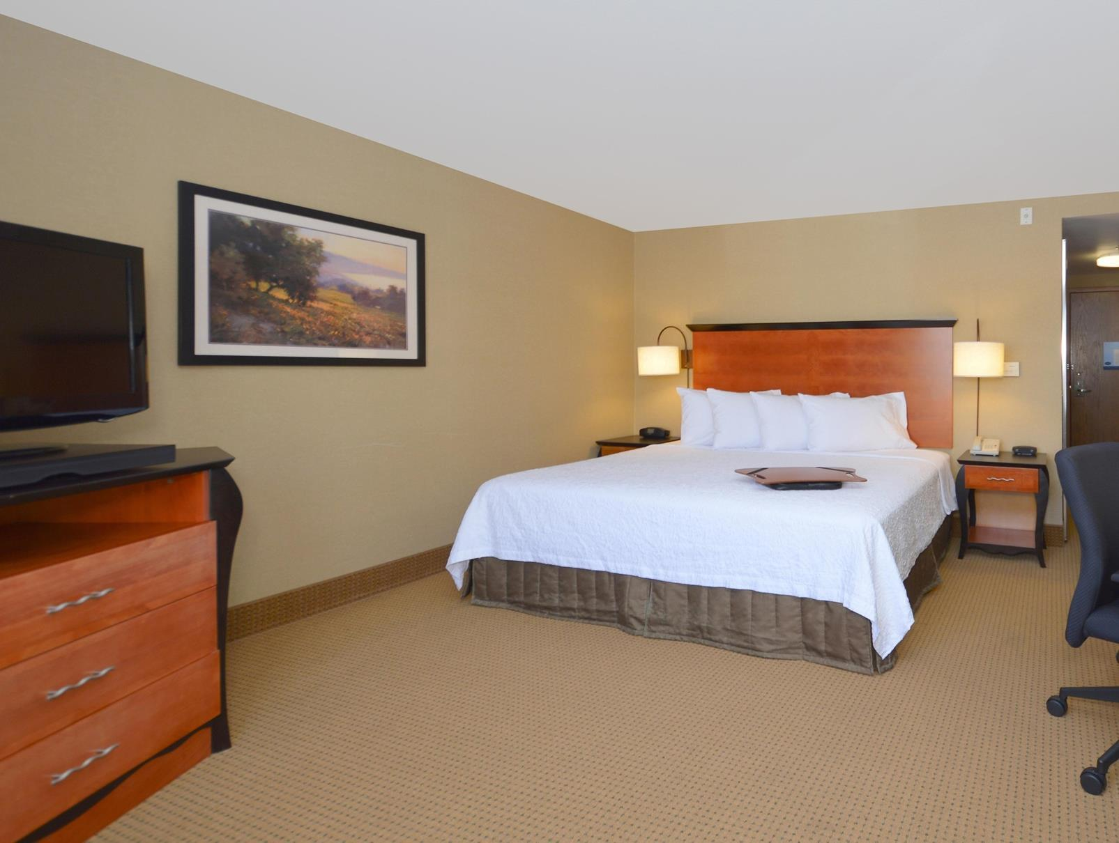 Hampton Inn and Suites Carson City in Carson City (NV) - Room Deals ...