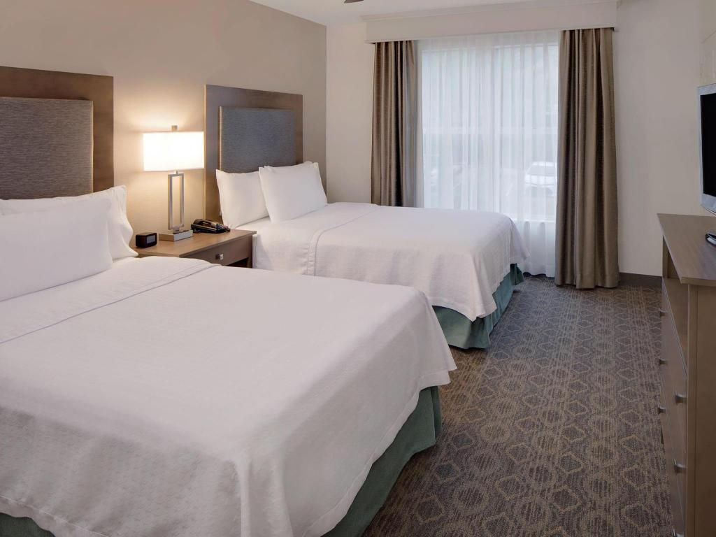 2Double Mobility/Hearing Accessible Tub Suite Non-smoking - Gostinjska soba Homewood Suites by Hilton Nashville Brentwood